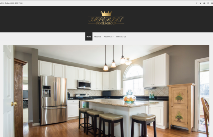 Imperial panels group website
