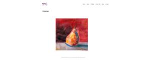 Alfazed Studio Website | Yalda Nasirian Portfolio | Web Design